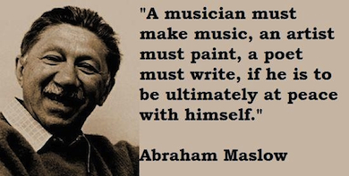 Abraham Maslow famous quotes