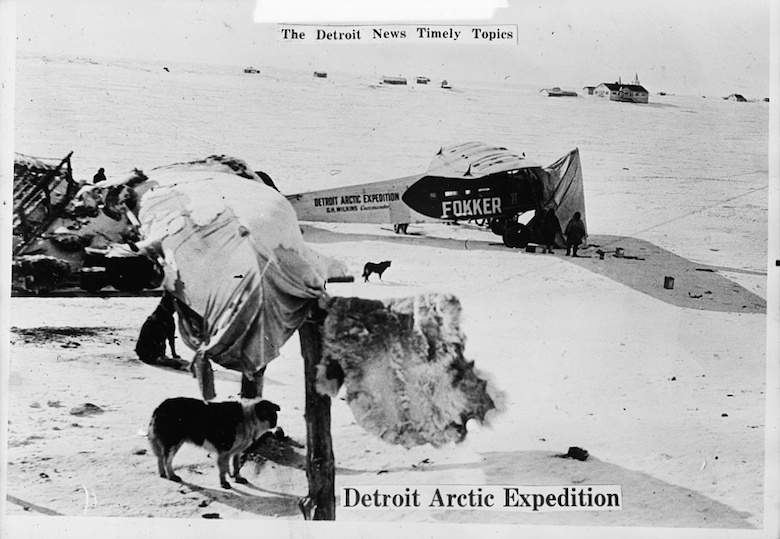 Wilkins arktiska expedition
