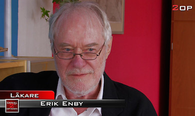 Dr. Erik Enby i Canal2Opinion