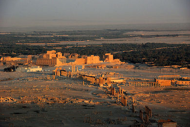 """Palmyra, Syria - 2"" by James Gordon from Los Angeles, California, USA - Palmyra, Syria."