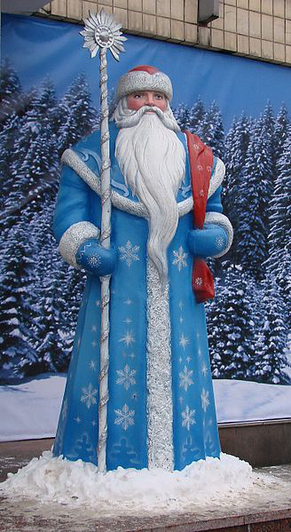 Fader Frost wikimedia commons/Ded Moroz